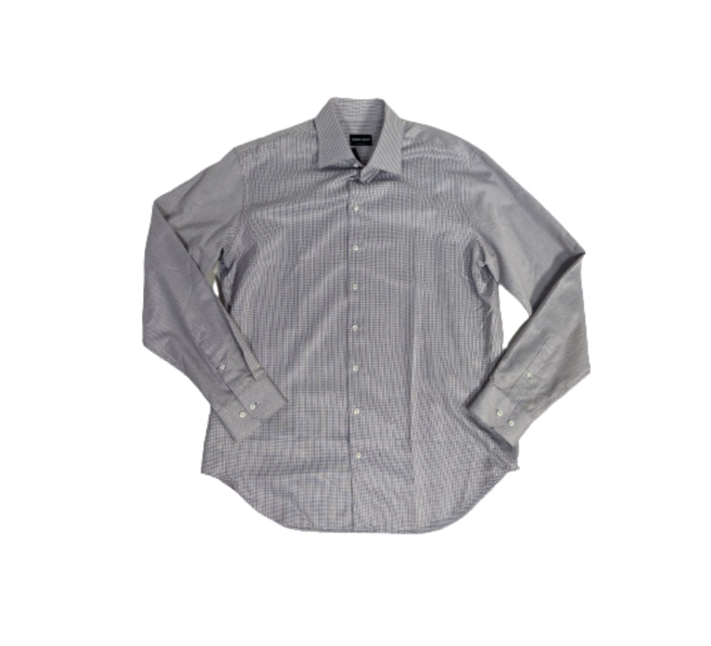 VEEP: Gary's Giorgio Armani Button Down