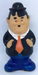 "Hardy Soft Plastic Wind Up doll by Lakeside Toys and Larry Harmon (4 1/4"")"