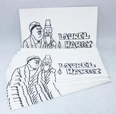 Laurel & Hardy Envelopes (12 count)