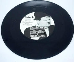 "Laurel & Hardy 7"" LP by Another Fine Mess Records, UK Release (Side 1. Shine On Moon, Side 2. Scene from Bohemian Girl)"