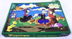 Popeye Picture Puzzle by Jaymar.
