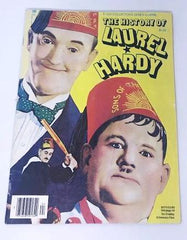 The History Of Laurel & Hardy Magazine April 1976.