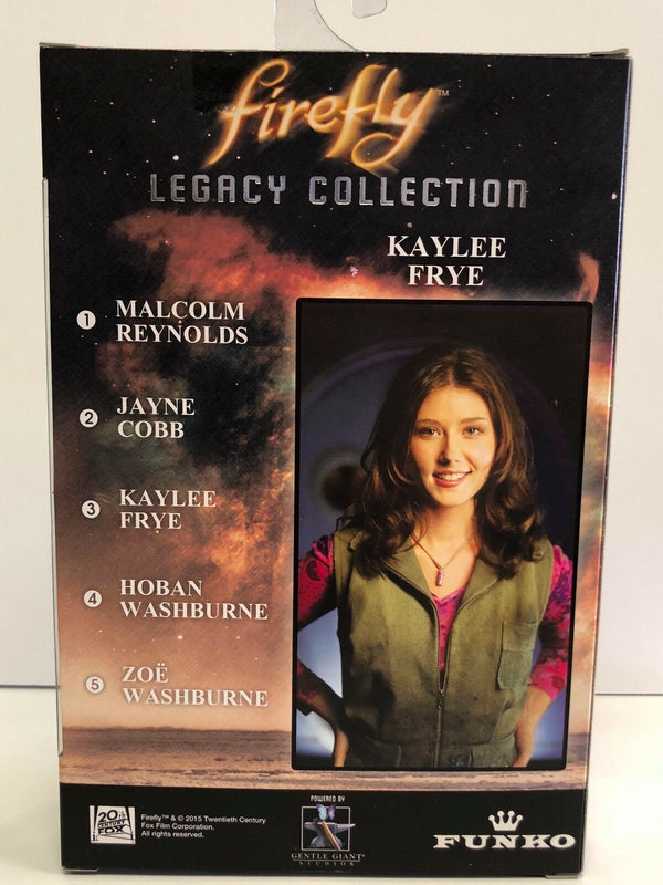 Funko Firefly Legacy Collection Kaylee Frye Action Figure-2