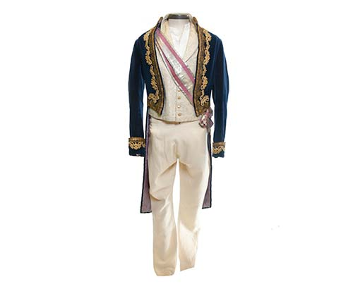 Kate & Leopold: Leopold's Duke Regalia-2