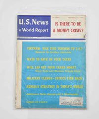 Mad Men: U.S. News & World Report from November 27th, 1967