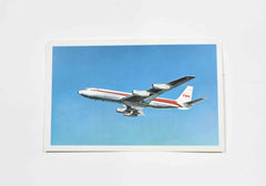 Mad Men: Vintage TWA Star Stream Postcard