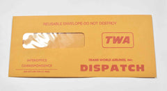 Mad Men: TWA Interoffice Envelope