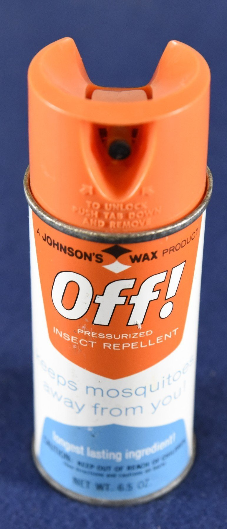 Vintage OFF! Insect Repellent