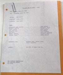 "Mad Men: ""To Have and To Hold"" Cast List and folders"