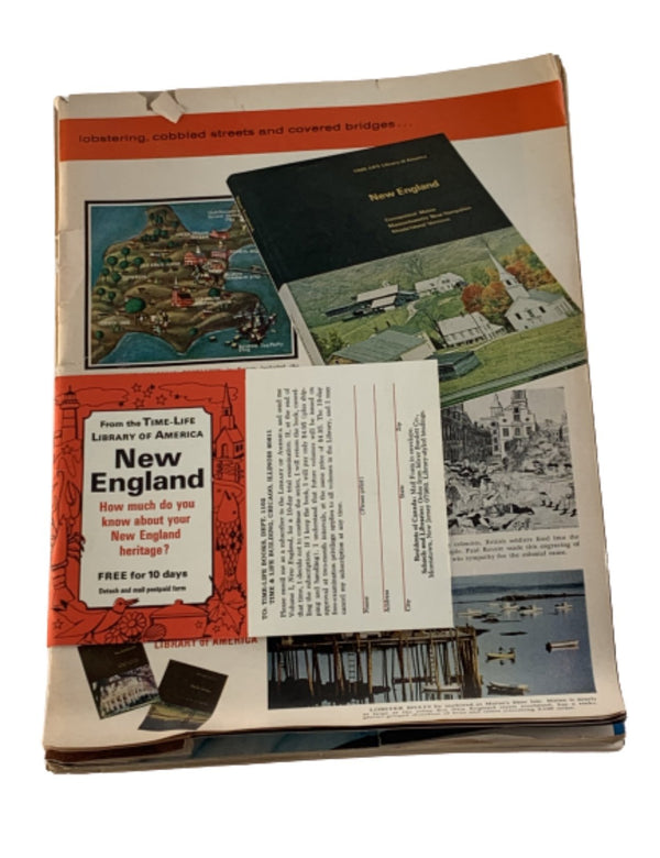 "MAD MEN: SCDP ""New England"" Magazine-1"