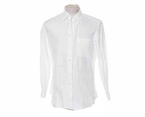 William's Textured White Dress Shirt 1 of 2-1