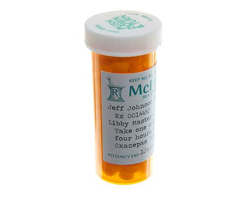 Screenbid Media Company, LLC. - Libby's Anxiety Medication 3 of 4