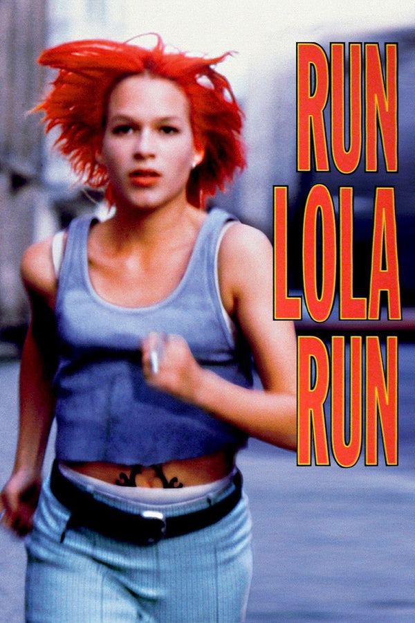 Miramax: Run Lola Run Exclusive Frame Print (1 of 1)-1