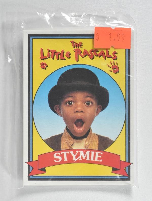 The Little Rascals Collectible Cards (1994)-1