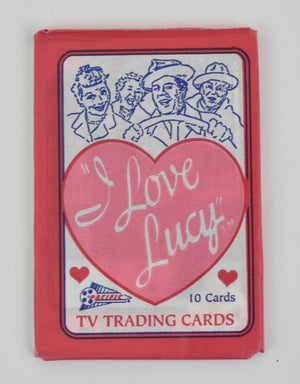 "Screenbid Media Company, LLC. - ""I Love Lucy"" Collectible Cards (1991)"