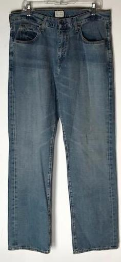 Sons Of Anarchy: J. Crew Straight Leg Jeans-1