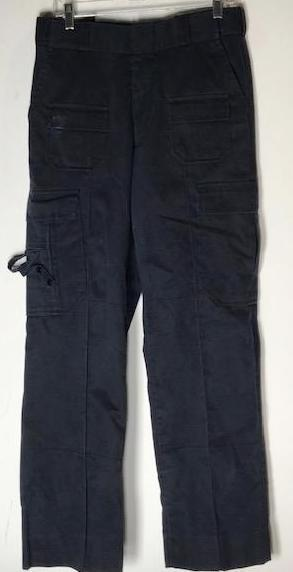 SOA Angielyns Navy Blue Pants (size: 32)