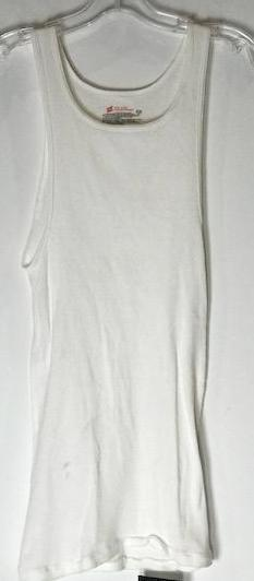 SOA White Tank Used on set (size large)