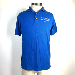 SILICON VALLEY: Blue Hooli Foods Polo Shirt