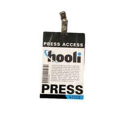 SILICON VALLEY: Hooli Press Access Pass