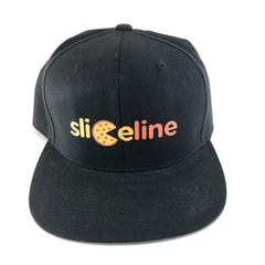 SILICON VALLEY: Sliceline Black Snapback