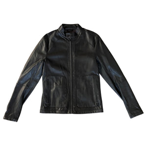Screenbid Media Company, LLC. - SILICON VALLEY: Russ Hanneman's Black Leather Jacket