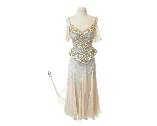 Shall We Dance Bobbie's Dance Competition Waltz Gown