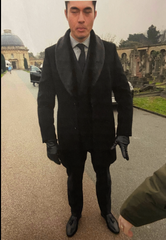 THE GENTLEMEN: Dry Eye's Outfit & Accessories from Lord George's Funeral