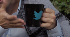 SILICON VALLEY: Richard's Twitter Mug