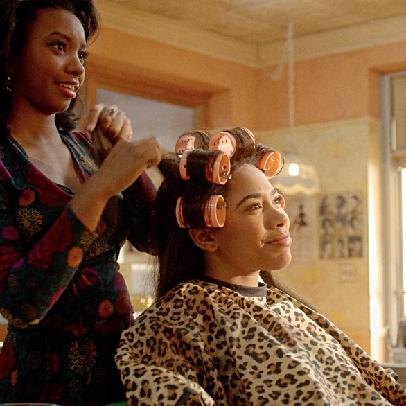 The Get Down - Mylene's Hair Roller Set-1