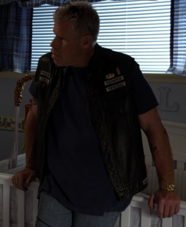 Son's Of Anarchy: Clay Morrow's Black Belt-1