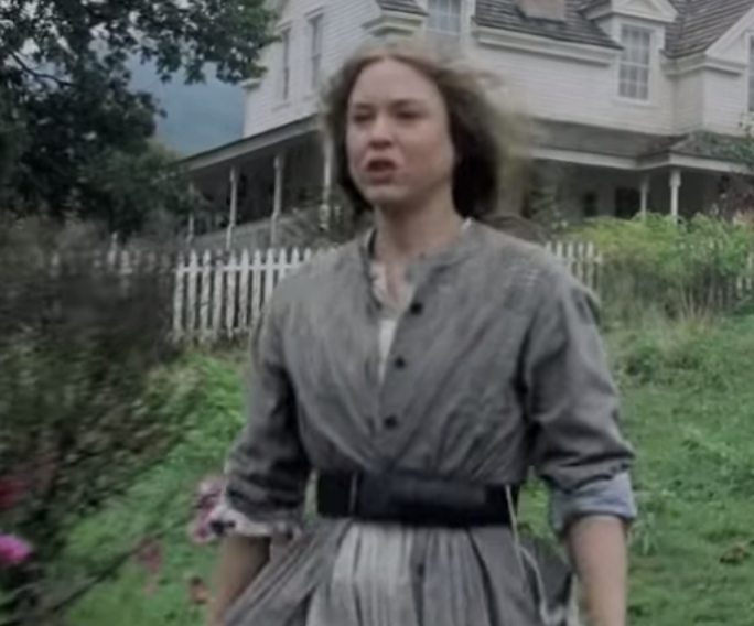 Cold Mountain: Ruby's Floral Dress Outfit