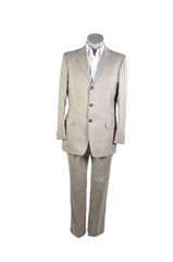 SPY KIDS: Gregorio's Grey Suit Outfit