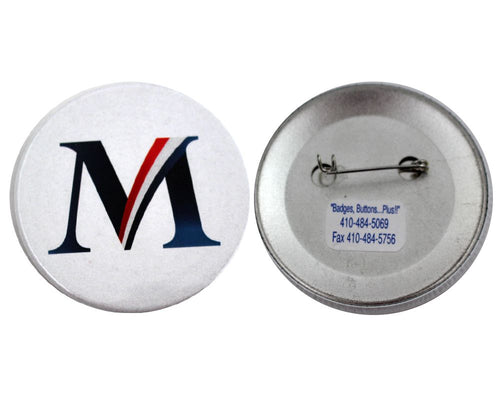 "Screenbid Media Company, LLC. - VEEP: Richard's ""M"" Button"
