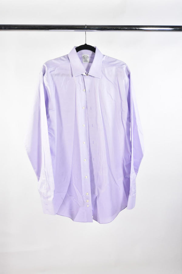VEEP: Jonah's BROOKS BROTHERS Light Purple Shirt-1
