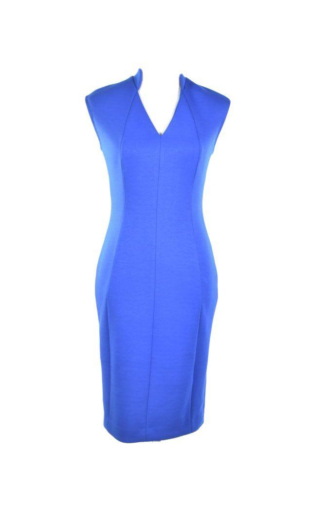 Amy's Electric Blue elie Tahari Dress