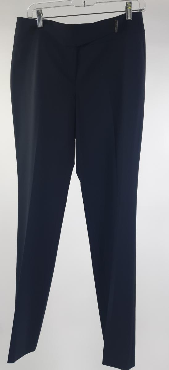 Elie Tahari Black Trousers
