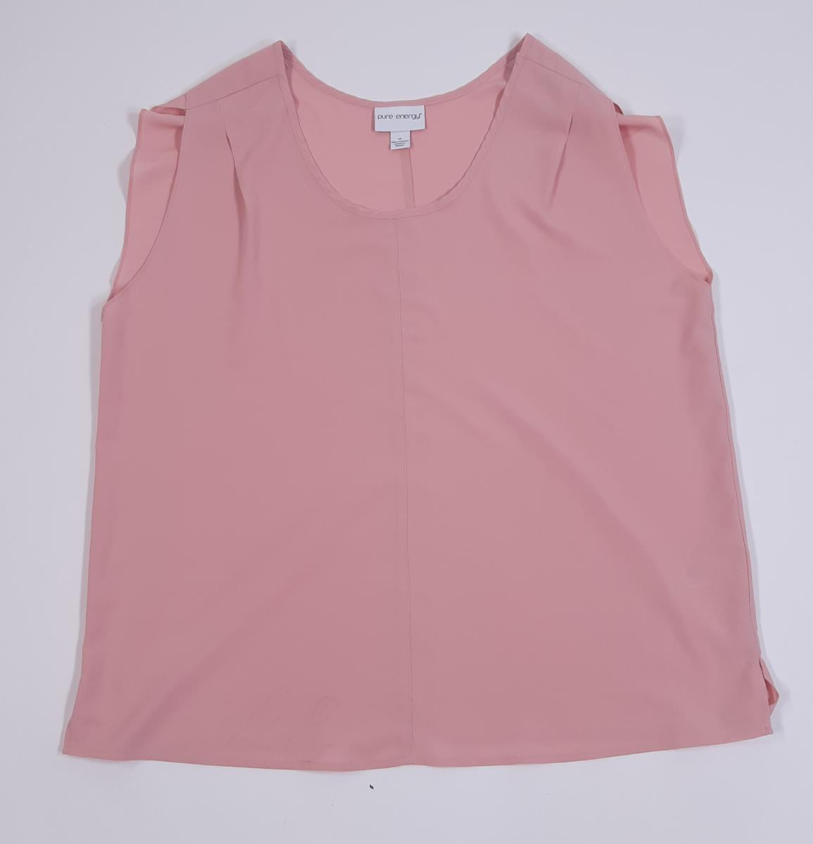 Pure Energy Pink Top