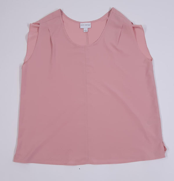 VEEP: Amys Pure Energy Pink Top-1