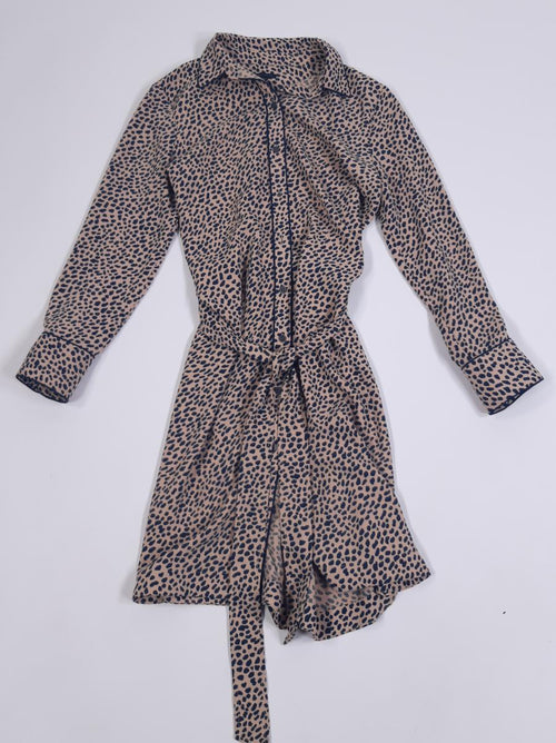 Screenbid Media Company, LLC. - Ann Taylor Leopard Dress