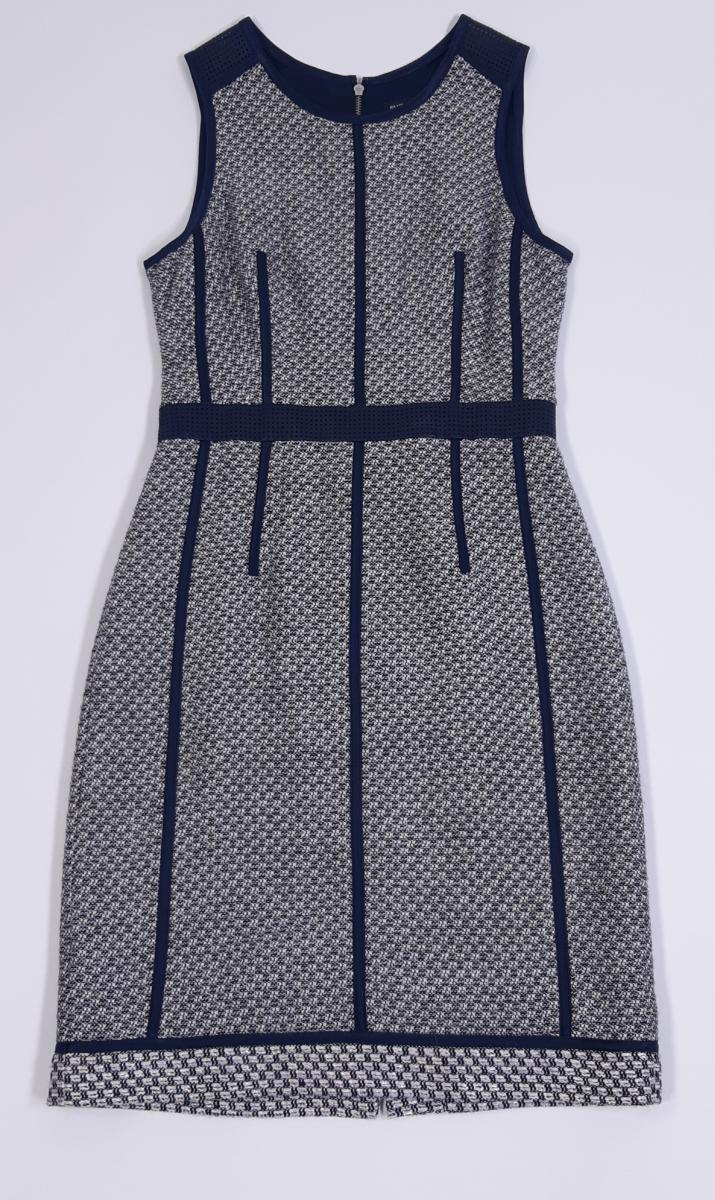 Club Monaco Detailed Sheath Dress
