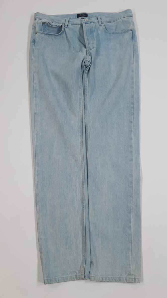 APC Light Wash Blue Jeans