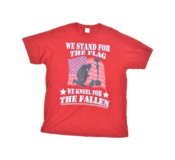 "VEEP: ""We Stand For The Flag"" T-shirt-1"