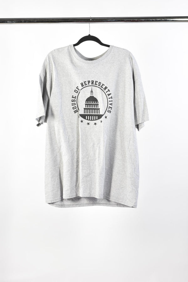 VEEP: House of Representatives Grey T-Shirt-1