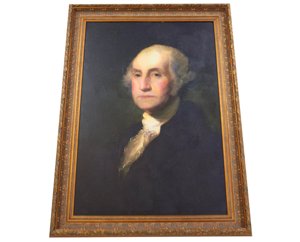 VEEP: George Washington Portrait-1