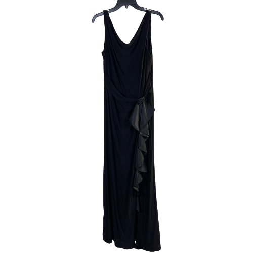 Screenbid Media Company, LLC. - VEEP:  Katherine's Black Full Length Dress
