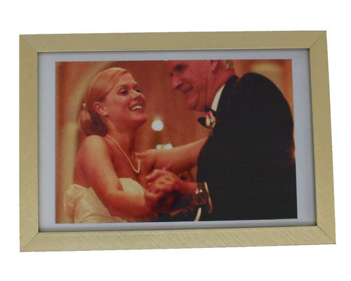 Screenbid Media Company, LLC. - You're The Worst: Becca's Small Golden Wedding Framed Picture
