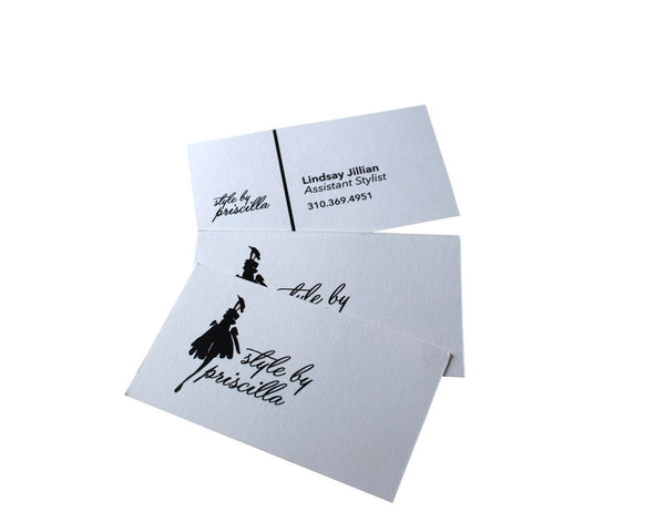 You're The Worst: Lindsay's Assistant Stylist Business Cards-1
