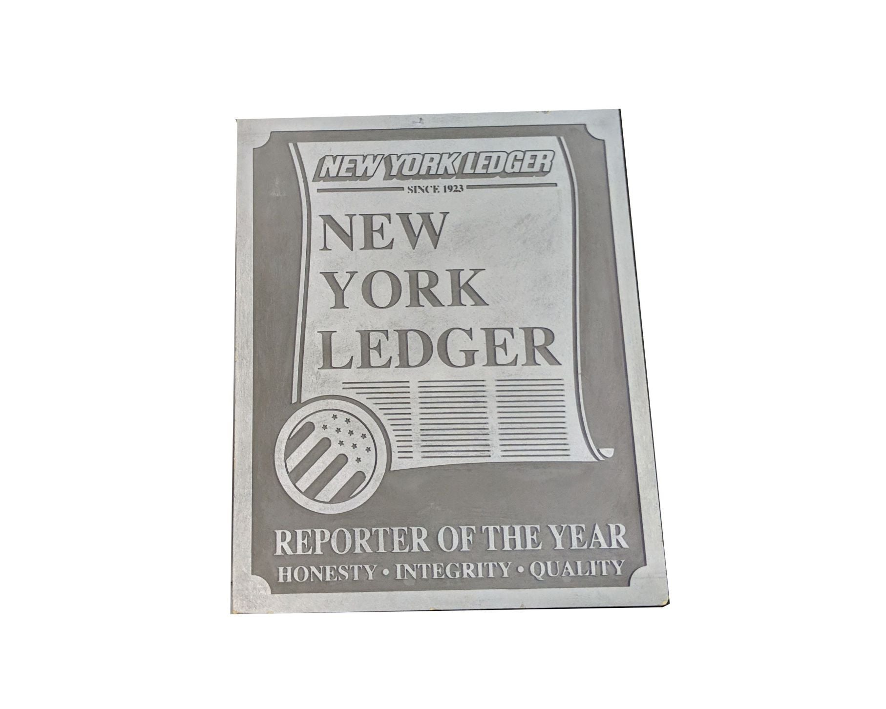 You're The Worst: New York Ledger Sign