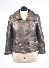 You're The Worst: Metallic Jacket by Chicos